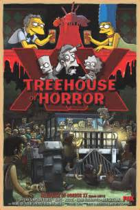 Simpsons Treehouse Of Horror Zombies - im 225 genes promocionales de treehouse of horror xx los simpson pudrete blog