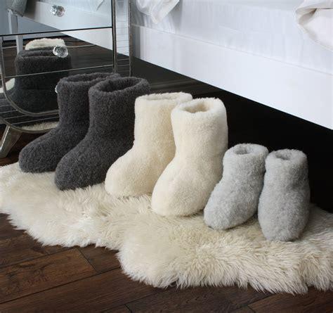 Merino Wool merino wool booties for
