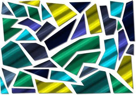 mosaic shapes  stock photo public domain pictures