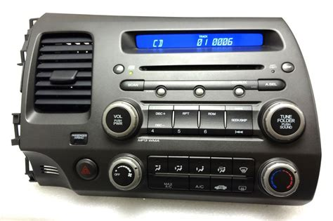 honda civic 2007 radio code unlock honda civic code for radio the knownledge