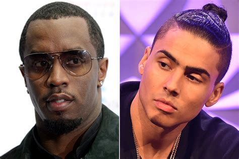 quincy jones real name diddy s other son quincy calls father s arrest a hiccup