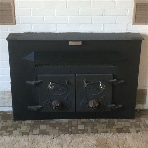 vestal fireplace insert find more vestal classic fireplace wood burning insert for sale at up to 90