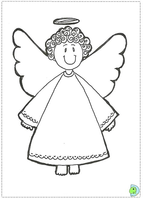 coloring page angels angel coloring page christmas angel colouring page