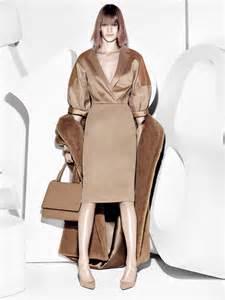 Tas Fashion Maxmara Classic ashleigh in max mara fall 2013 caign by mario sorrenti