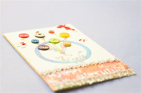 make photo greeting cards how to design a greeting card with buttons 5 steps
