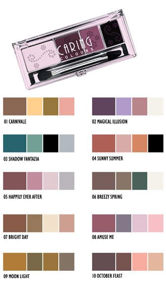 Harga Produk Caring Colours Martha Tilaar products happy eye shadow caring colours skincare makeup