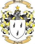 genealogy of the family of winchell in america embracing the etymology and history of the name and the outlines of some collateral genealogies classic reprint books winchell family crest by the tree maker