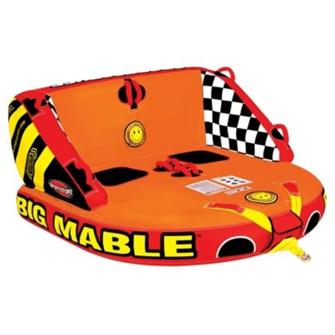 boat tubes fleet farm sportsstuff big mable towable double rider inflatable tube