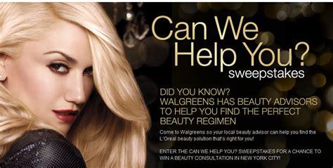 walgreens - Walgreens Sweepstakes