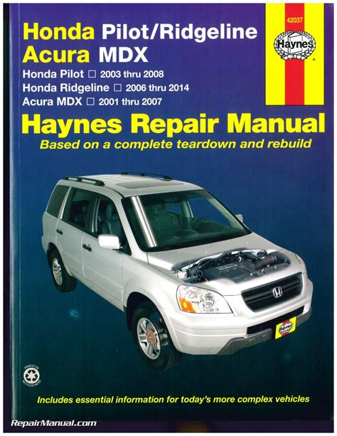 chilton car manuals free download 2002 honda pilot auto manual 2006 honda pilot service manual online