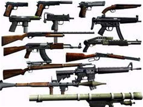 gta v weapons gta v