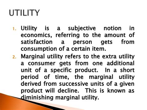 economy herald total utility and chapter 21 consumer behavior and utility maximization