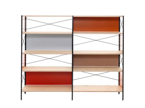 buy the vitra eames storage unit shelf esu 4 hu at nest co uk