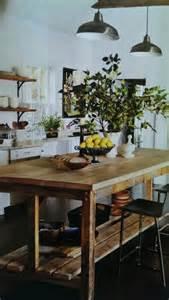 Kitchen Island Farm Table A Kitchen Refresh Lighten And Brighten The Handmade Home