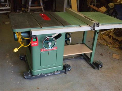 powermatic table saw model 63 powermatic 64 table saw what do you think of it by
