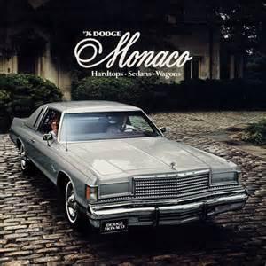 1976 Dodge Monaco Directory Index Dodge 1976 Dodge 1976 Dodge Monaco Brochure