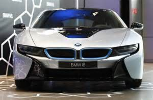 new bmw i8 in hybrid sports car delivered 1