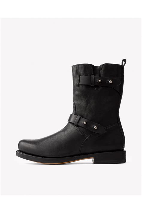 boots moto moto boot black rag bone