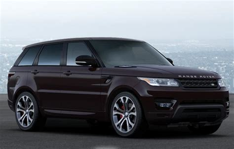 build your own range rover sport range rover sport 2014 build your own autos weblog