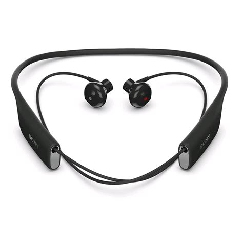 Headset Sony Bluetooth Sony Stereo Bluetooth Headset Sbh70 Black Expansys Thailand
