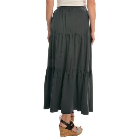 joan vass tiered skirt for save 81