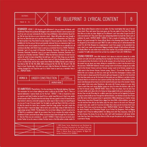 Collection of jay z the blueprint 3 booklet genius jay z the gallery of jay z the blueprint 3 booklet genius malvernweather Choice Image