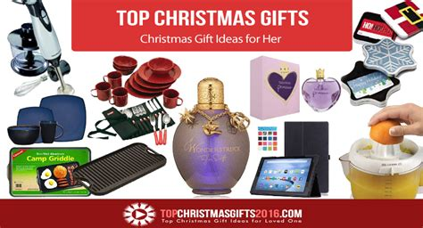 best christmas gift ideas for her 2017 top christmas