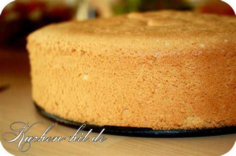 kuchen mit biskuitboden biskuitboden rezept