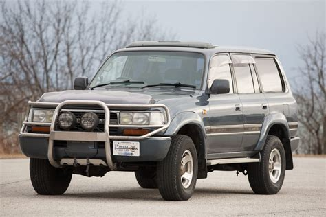 1992 Toyota Land Cruiser 1992 Toyota Land Cruiser Vx Limited Right Drive