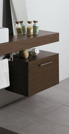mensola a ribalta piano mensola per lavabo d appoggio in legno in vari colori mf