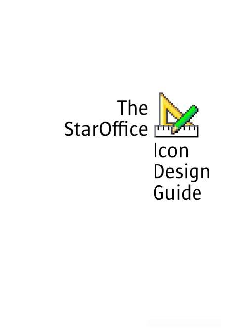 icon design manual icon design guide