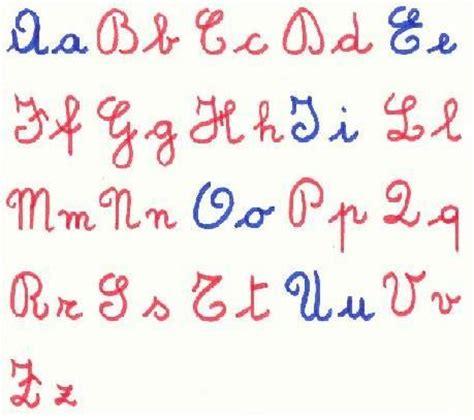 lettere alfabeto italiano corsivo 49 migliori immagini corsivo su abilit 224