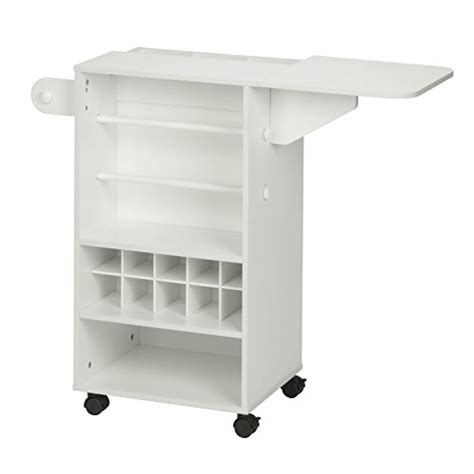 craft storage cart with drawers honey can do crt 06343 rolling craft storage cart with