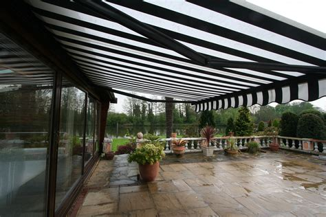 Black Awnings by Black And White Awning 016 Kover It