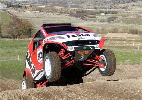 rally smart car snafu a smart car made into a 4x4