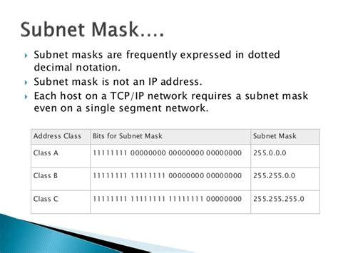 ipv6 subnetting tutorial ppt internet protocol ip ppt
