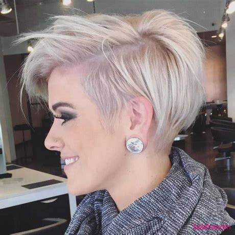 kurzhaarfrisuren trends 2018