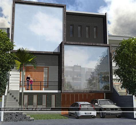 desain rumah unik minimalis fasad rumah unik ask home design
