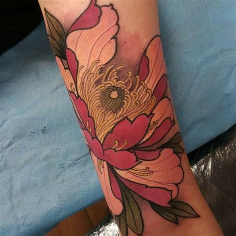 flower tattoos with names japanese flowers names and their meanings