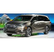 2018 Honda Odyssey Awd Redesign Most Of Us Understand