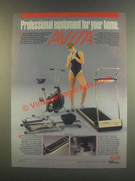 1983 dp gympac 1000 home fitness center ad