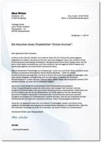 Offizieller Brief Adresskopf Bewerbung Alle Tipps Zur Perfekten Bewerbung Karrierebibel De