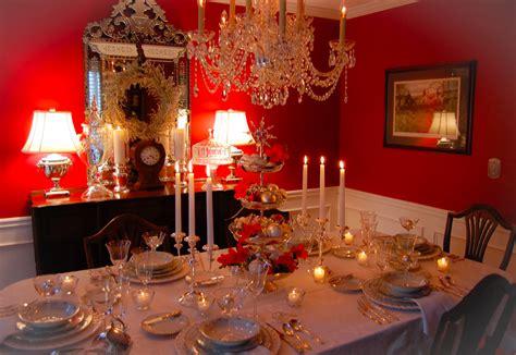 como decorar un comedor de navidad como decorar la mesa en navidad tips originales