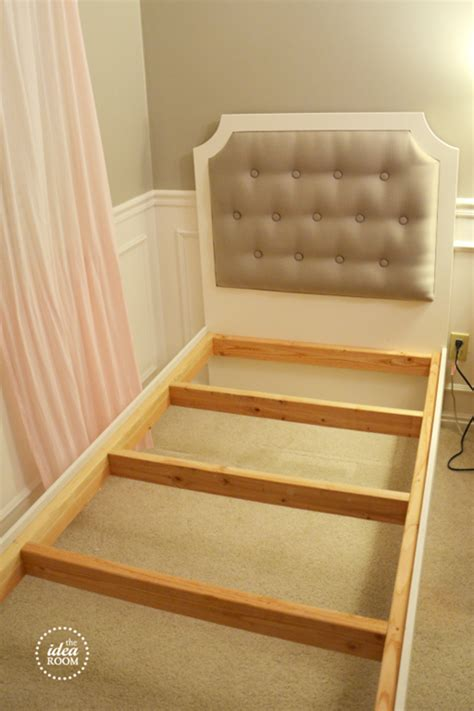diy tufted headboard part  beautiful bedrooms diy