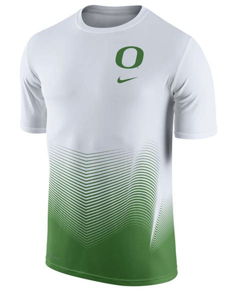 Sweater Hoodie Nike Highquality Bestseller Logos lyst nike s oregon ducks dri fit basketball player t shirt in white for