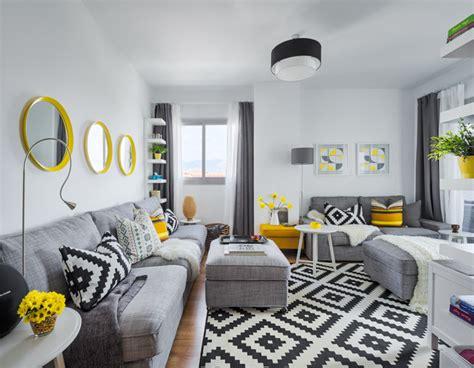 CASA IKEA REVISTA CASA DIEZ Contemporary Living Room Malaga by Masfotogenica Interiorismo