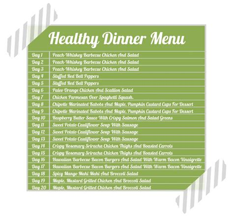 l post diner menu the handcrafted another healthy recipe review post