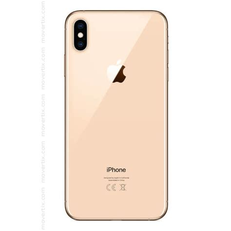 iphone xs max gold gb  movertix mobile phones shop