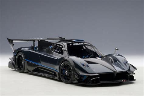 pagani zonda revolucion blue pagani zonda revolucion blue black carbon fiber 2013 1