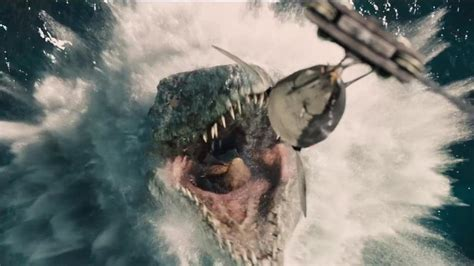 dinosaurus di film jurassic world meet the dinosaurs